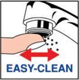 illustration easy-clean anticalcaire