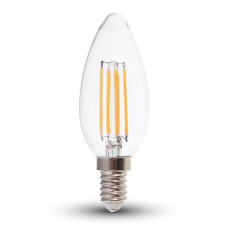 LED Flamme Filament 4W