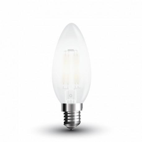 LED Flamme givrée Filament 4W