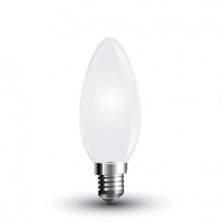 LED Flamme mate Filament 4W