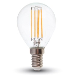 LED Bulbe filament P45 4W dimmable