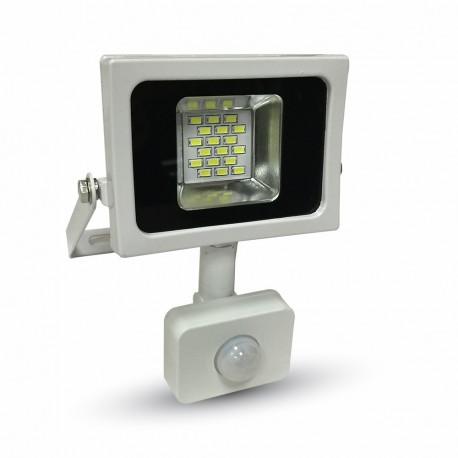 LED Projecteur Détecteur 10W