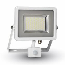 LED Projecteur blanc Détecteur 30W