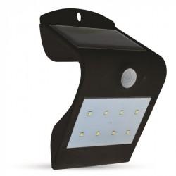 LED Wall light Solaire 1.5W noire