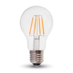 LED Bulbe filament A60 6W