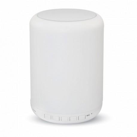 Lampe de bureau RGB + Enceinte Audio Smart