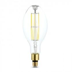 LED Bulbe Transparent Filament ED120 24W