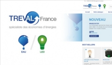 TREVAL France, NOUVEAU WEBSITE.